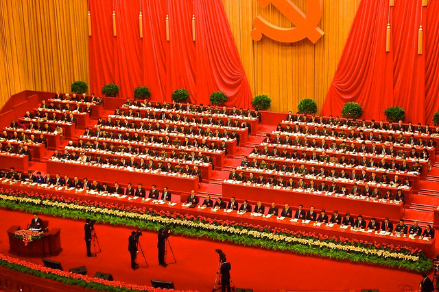Strongman tactics: The story behind recent constitutional change in China