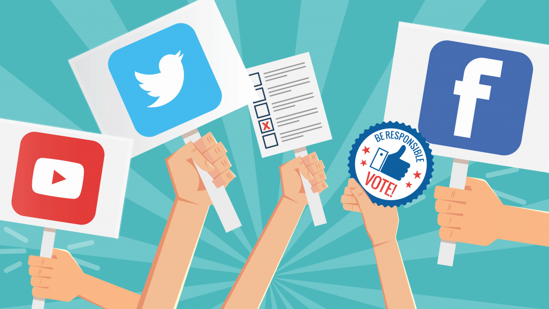The rise of social media in political participation