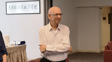 With Gratitude: A Tribute To Professor Mukul Asher