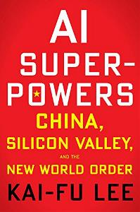 AI Superpowers Book Image