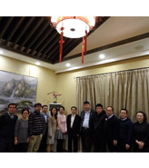 LKYSPP Alumni Shanghai Chapter's Executive Committee Meeting 2018