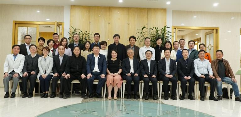 LKYSPP Alumni Shanghai Chapter Thank You & Welcome Meeting 2018