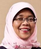 Madam HALIMAH Yacob