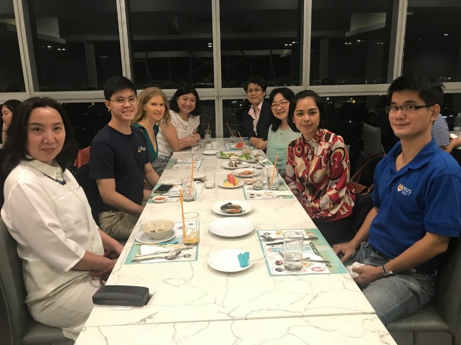 Networking Meeting – LKYSPP Alumni Thailand Chapter