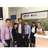 Visit by delegates from Viet Nam Institute for International Studies and Public Diplomacy