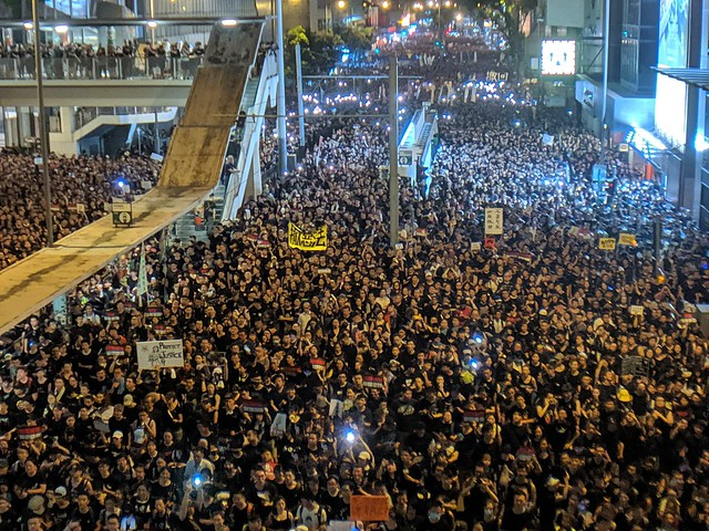 hk extradition protest