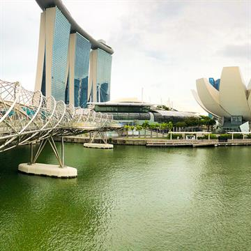 Clean-up Of The Singapore River: Before And After   Global