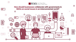 The foreign policy of global business: collaboration between business, government and NGOs on social issues