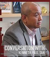 Conversation with Associate Professor Kenneth Paul Tan (KPT)