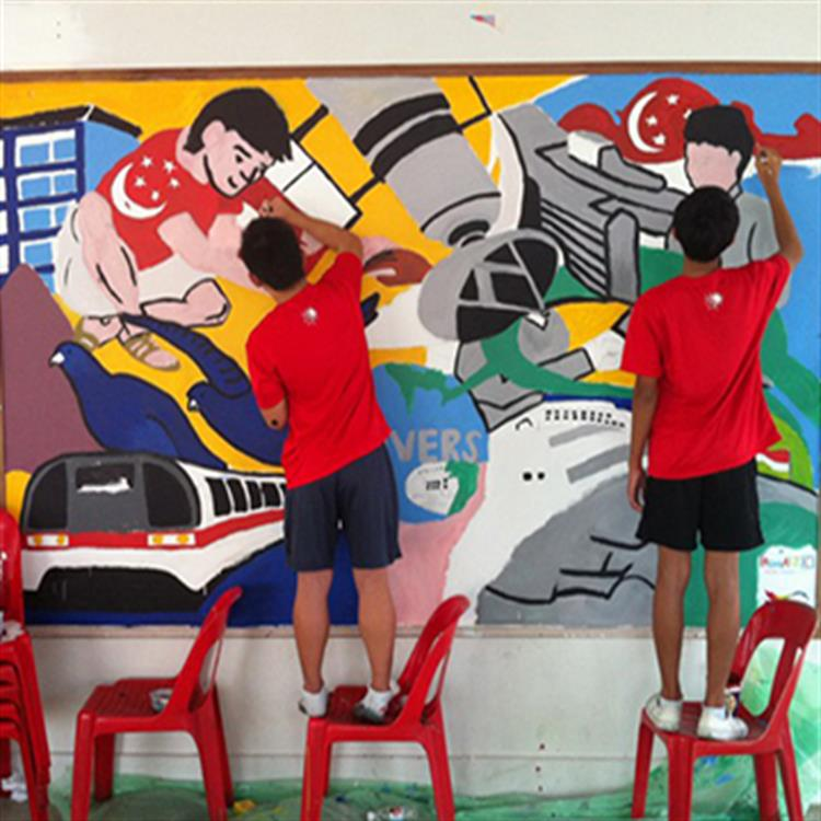 Report on the Development of Community Arts in Singapore