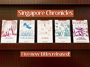 Singapore Chronicles wraps up 2017 with another 5 titles