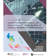 2018 Annual Competitiveness Analysis and Impact Estimation of Exchange Rates on Trade in Value-Added of ASEAN Economies (Forthcoming)